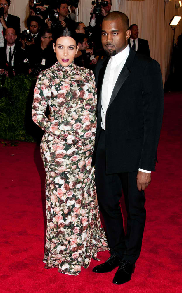 Kim and Kanye are Engaged!