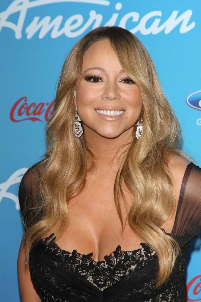 American Idol Drama Nicki vs Mariah