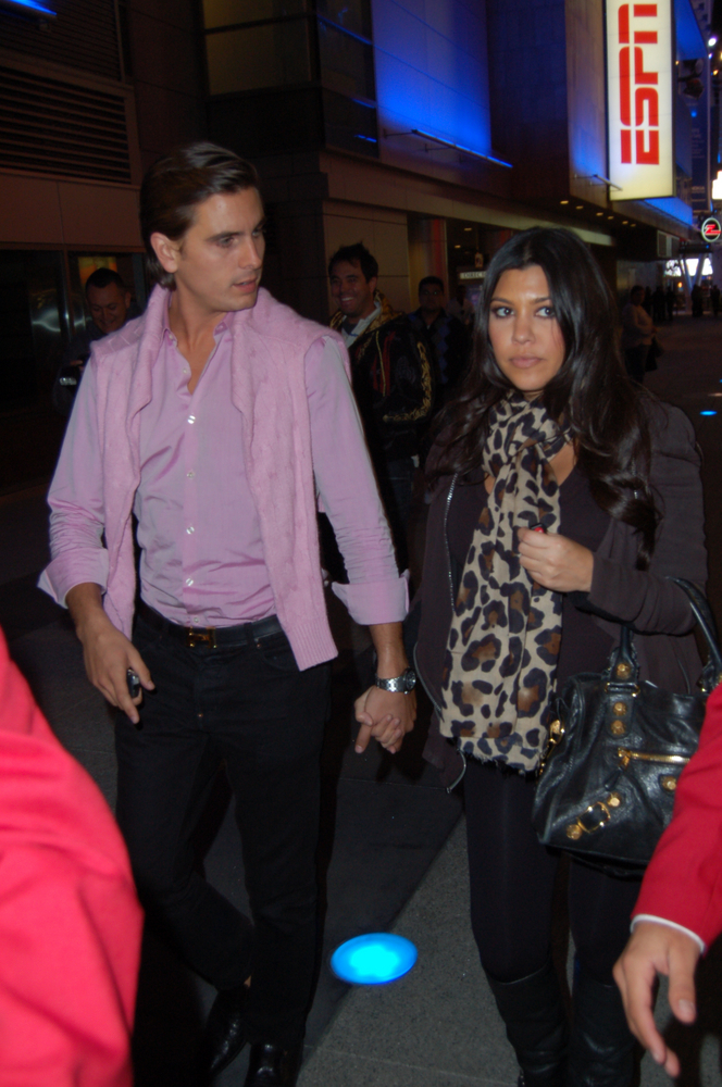 Celebrity Sightings at LA Live in Los Angeles on October 27, 2009
