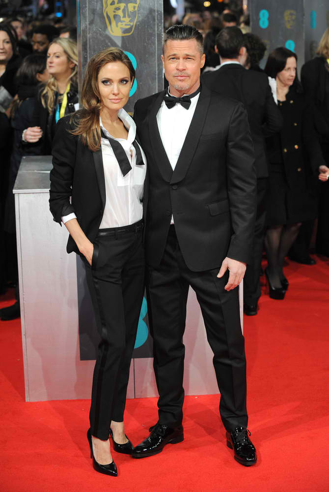 Brangelina To Tie The Knot This Weekend