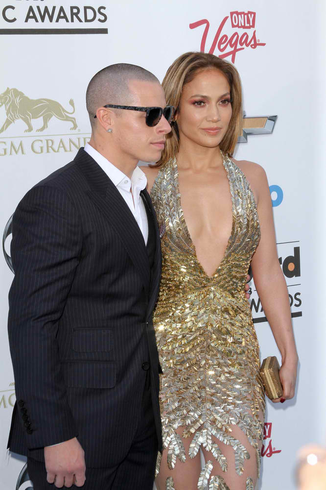 J.Lo and Casper Smart Headed For A Break-Up