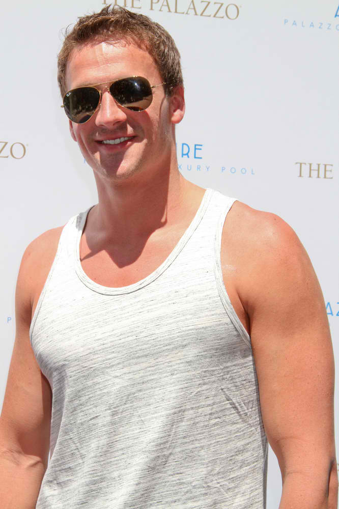 Ryan Lochte Talks 90210 and Reality TV