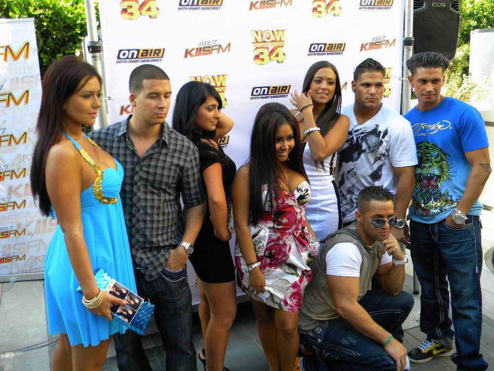 That's A Wrap For Jersey Shore