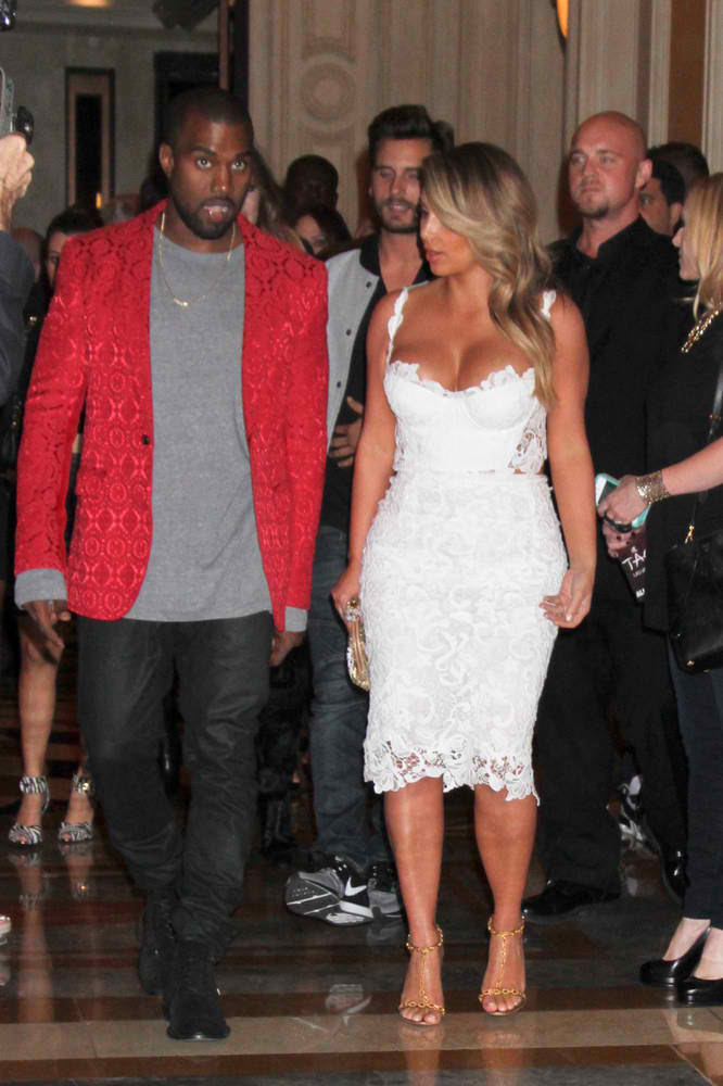 Are Kim and Kanye Moving In Together