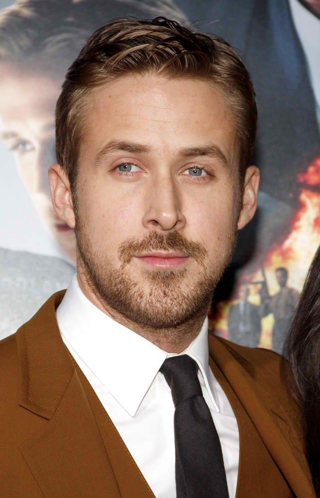 Ryan Gosling as Christian Grey