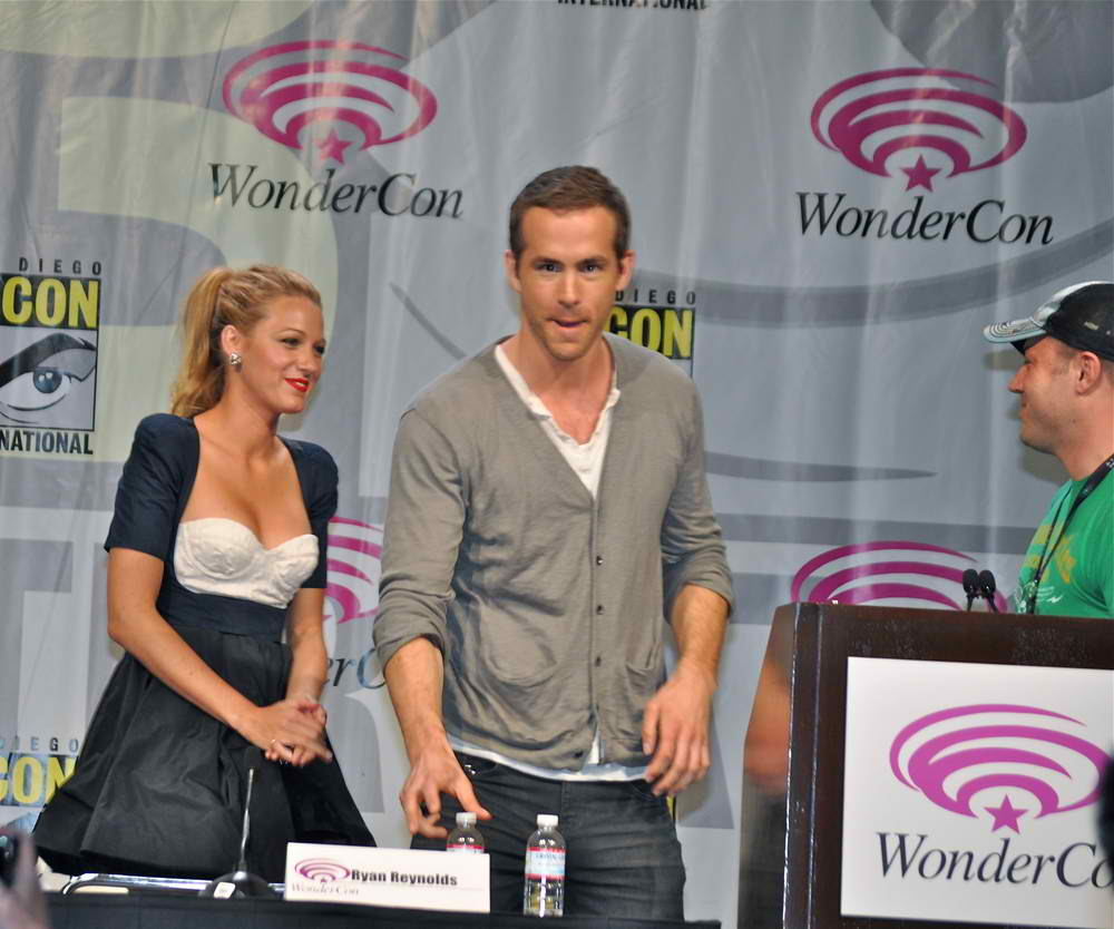 Ryan Reynolds and Blake Lively Secretly Married