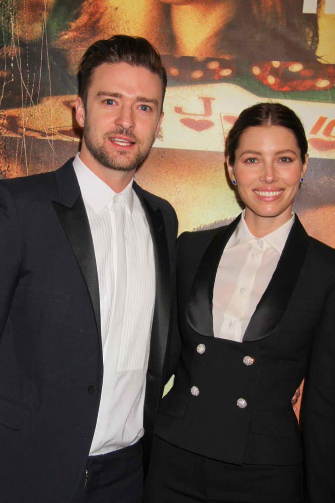 Justin Timberlake and Jessica Biel Marry