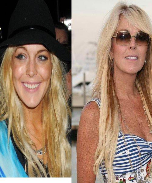 Lindsay vs. Dina Lohan 3