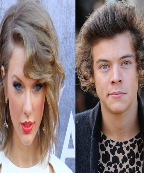 Harry Styles and Taylor Swift Split