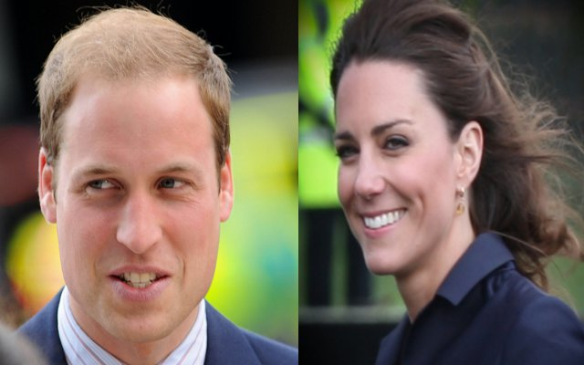 Pince William and Kate