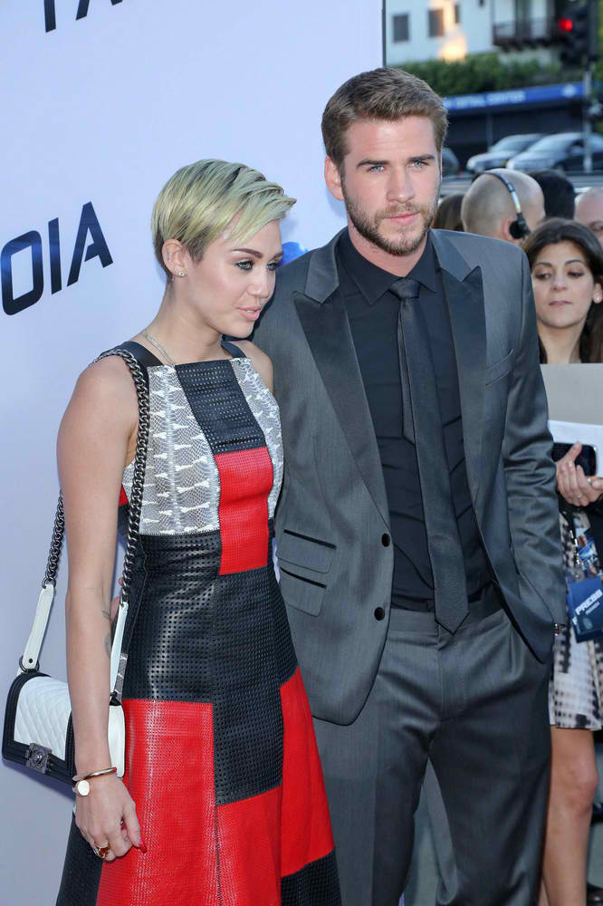 Miley & Liam - Are They or Arent They