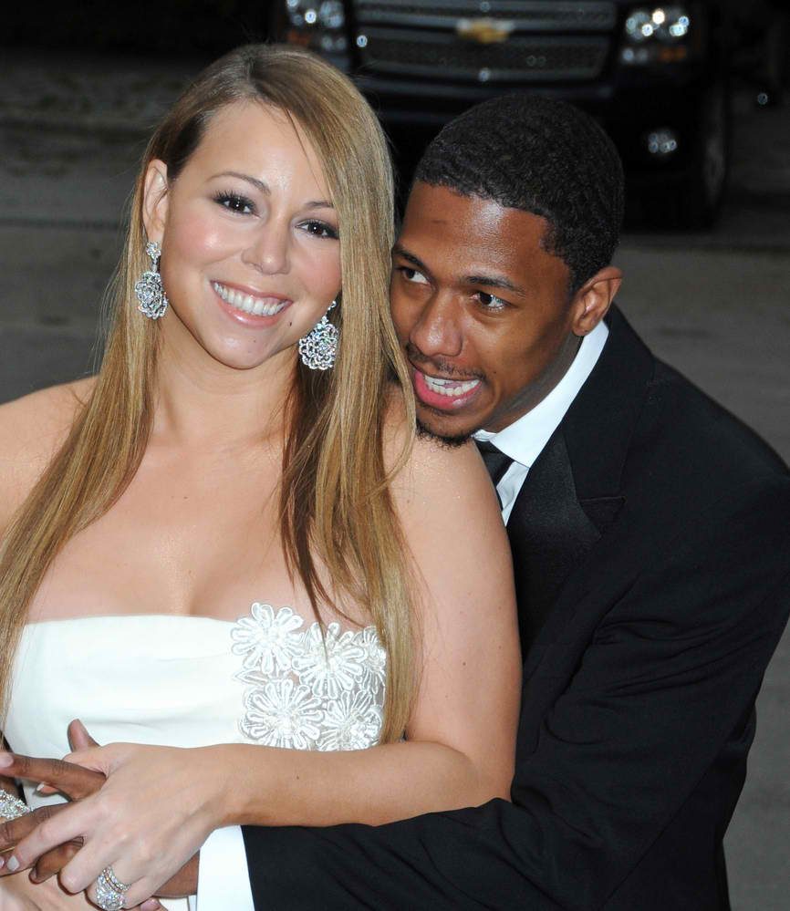 Mariah Carey and Nick Cannon Celebrate Their 5th Anniversary