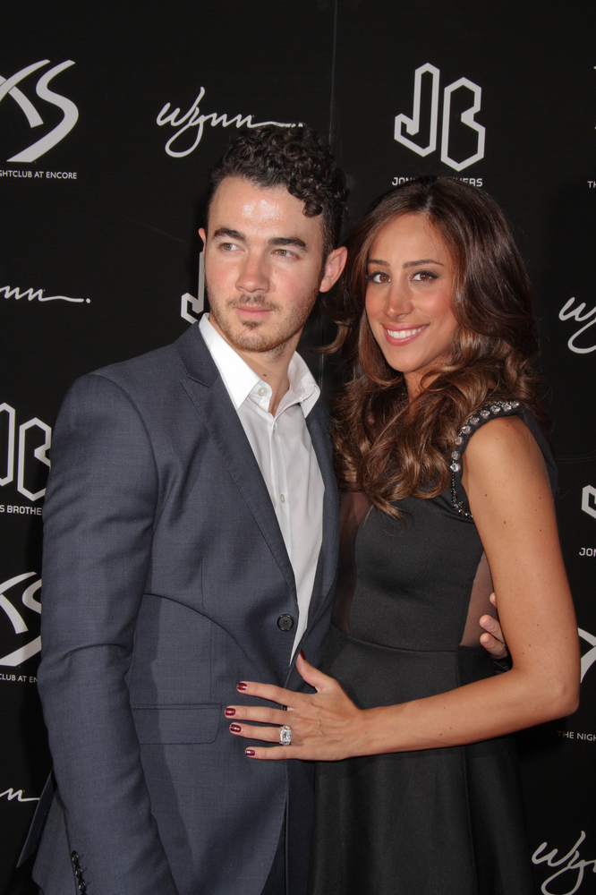 Kevin Jonas Is Gonna Be A Dad