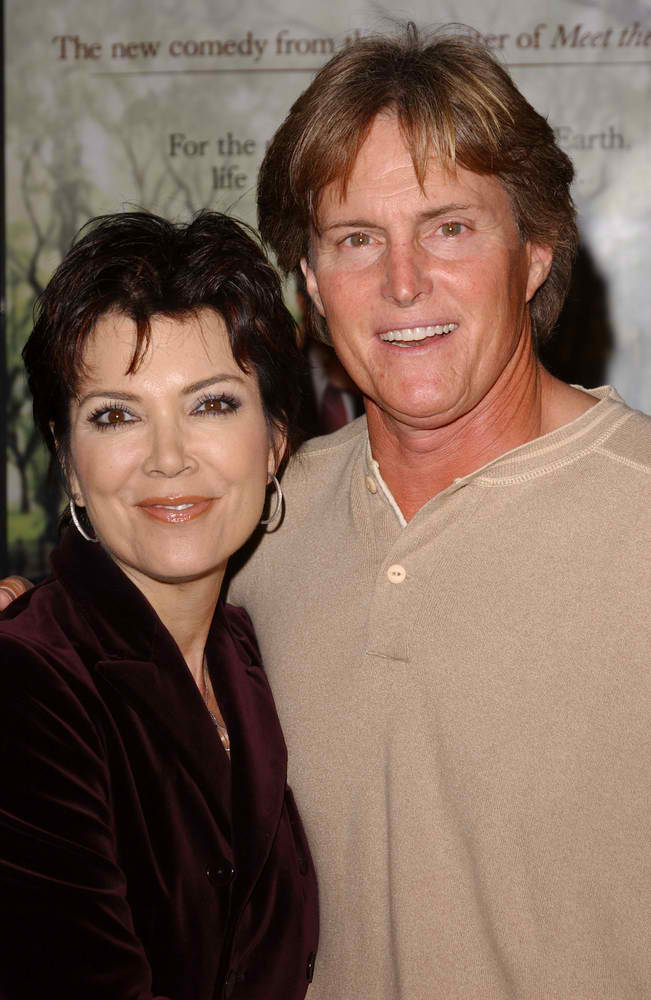 Kris and Bruce Jenner Separate