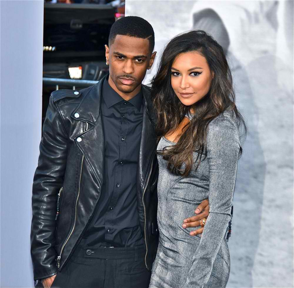Naya Rivera and Big Sean Engaged!