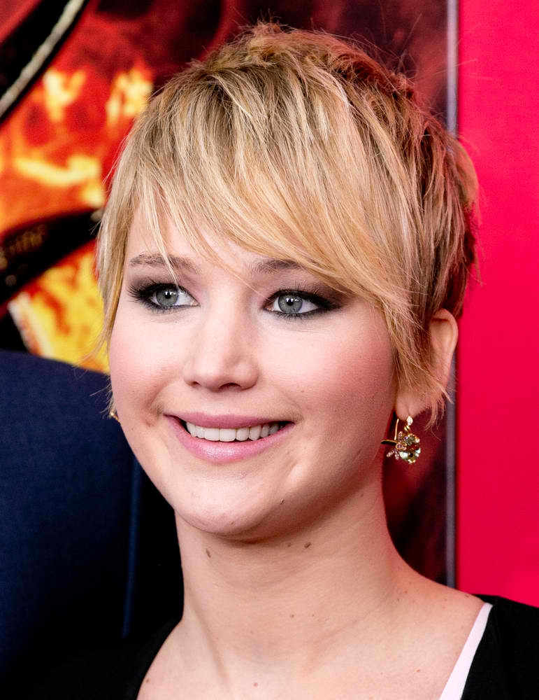 Jennifer Lawrence Not Engaged