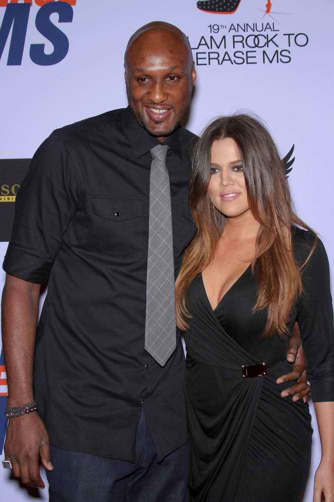 Khloe and Lamar Divorcing