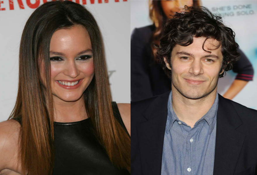 Leighton Meester and Adam Brody Married