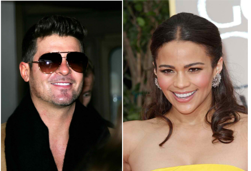 Robin Thicke and Paula Patton Separated 3
