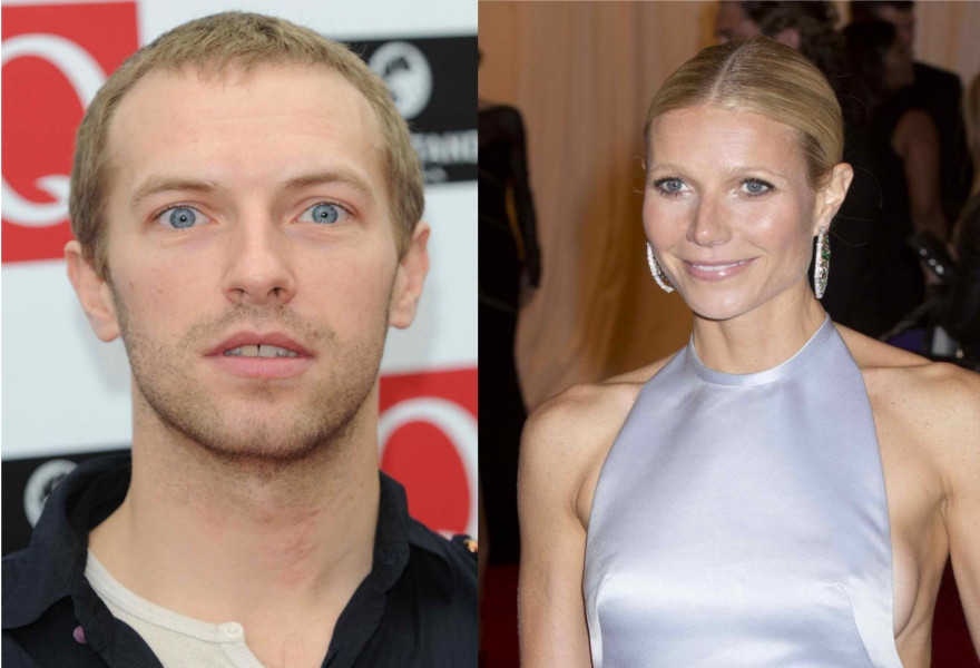 Gwyneth Paltrow and Chris Martin Separating