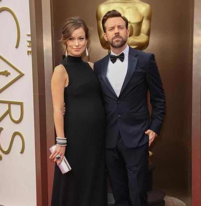 Olivia Wilde Gives Birth